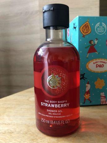 The Body Shop shower gel strawberry 250 g, żel do kąpieli pod prysznic