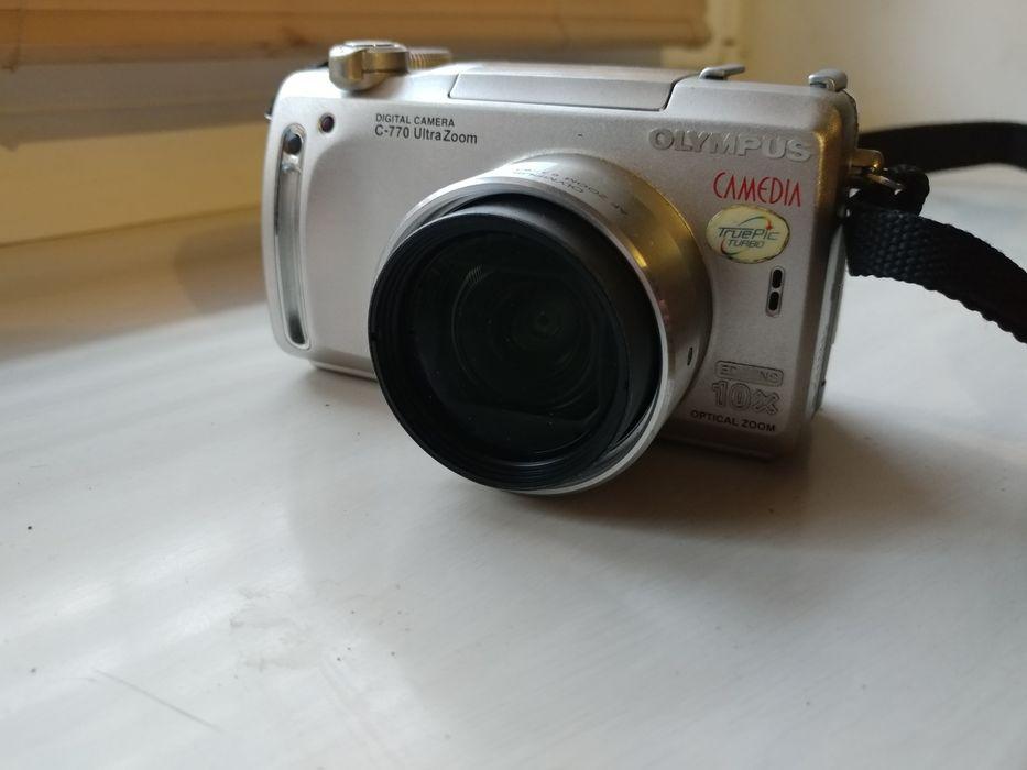 Фотоаппарат Olympus CAMEDIA C-770 Ultra Zoom Киев - изображение 1