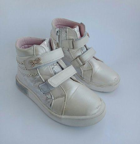 Демисезонные ботинки том.м для девочки 19.7см,демісезоні черевики