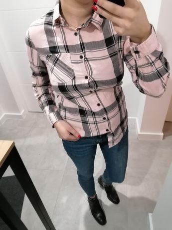 Koszula Damska. Różowa