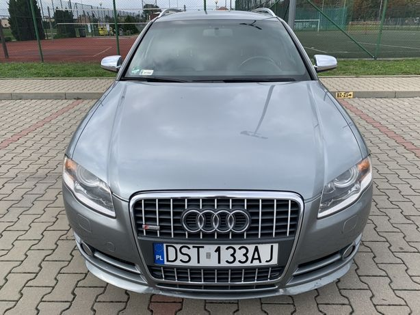 Audi A4B7 S-Line