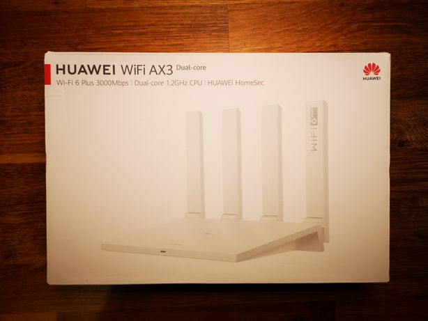 Router Huawei Wifi AX3 WS7100 wifi 6 plus