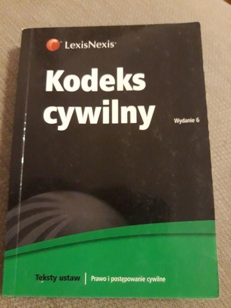 Kodeks cywilny. Wydanie 6. LexisNexis