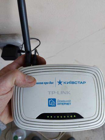 Wi-Fi роутер TP-LINK TL-WR741ND Киевстар Kyivstar