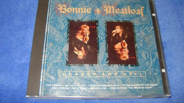 Bonnie & Meatloaf 1989 Heaven and hell