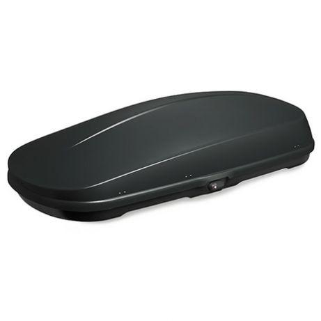 Box dachowy Whispbar WB752T 450l CZARNY aeroskin +GRATIS