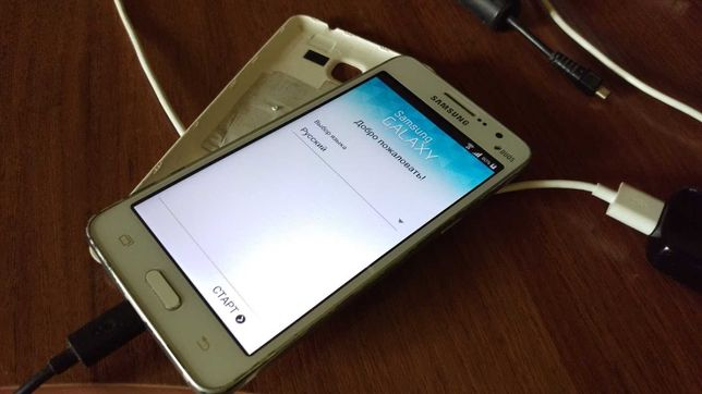 Телефон Samsung Galaxy Grand Prime G531H