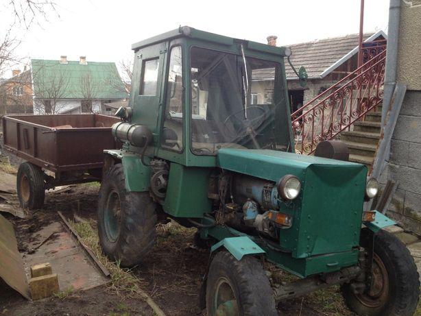 Трактор на базі Т40