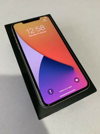 Iphone 11 Pro Max Silver Gwarancja