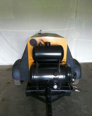 Компрессор дизельный передвижной 4,5 м3