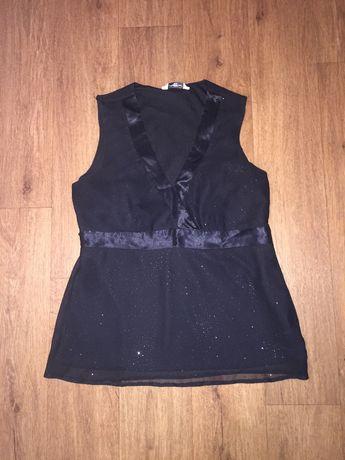 Элегантная шифоновая блуза р.50