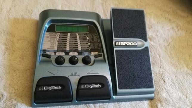 Multiefekt basowy DigiTech BP200 + zasilacz 9V