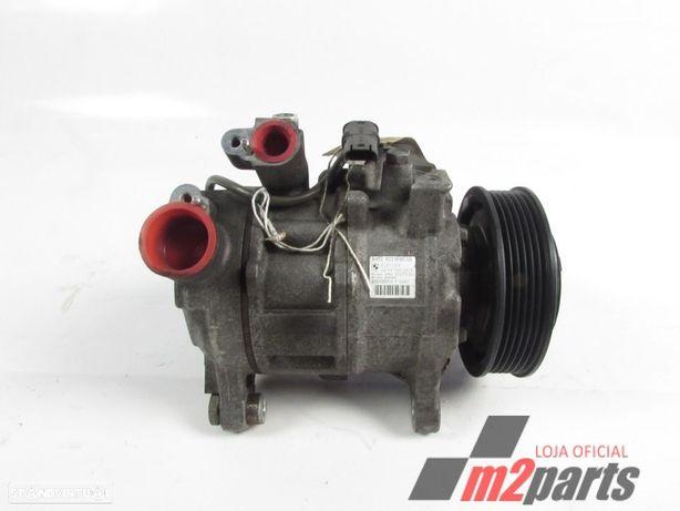 Compressor de ar condicionado SEMI-NOVO/ ORIGINAL BMW/1 (F20)/125 d   08.11 - /1...