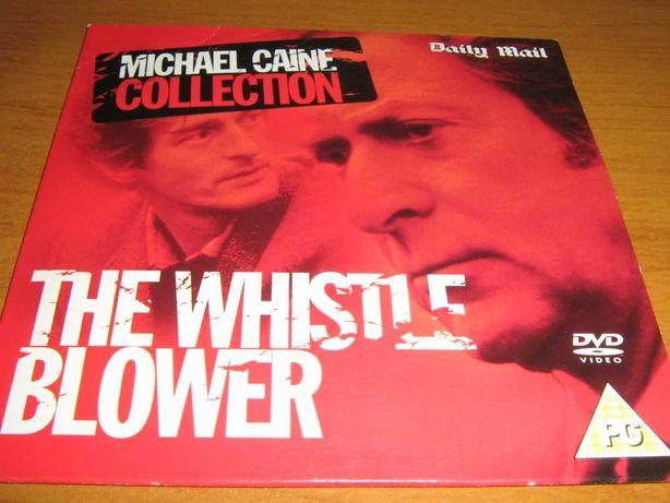 Film DVD THE WHISTLE BLOWER Drugi świat, ang. wersja językowa