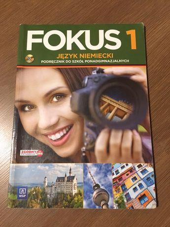 Podręcznik do j.niemieckiego : Fokus 1