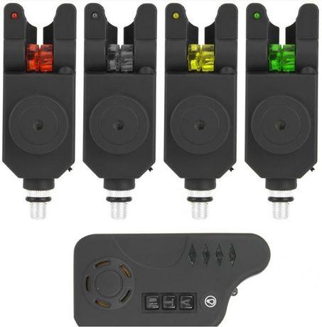 Сигнализаторы 4+1 электронные  надежные! 1600грн в кейсе