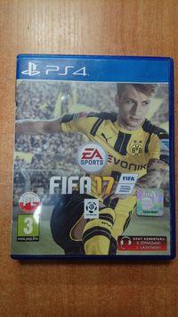 Gra PS4 Fifa17 pl