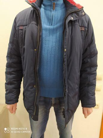 Куртка зимова в стані близькому до нової