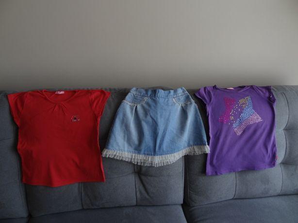 Lc Waikiki - koszulki i spódniczka 134