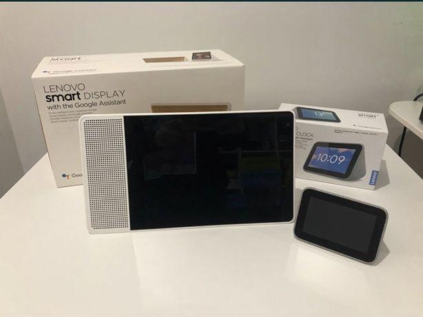 Lenovo Smart Display 10 + Lenovo Smart clock