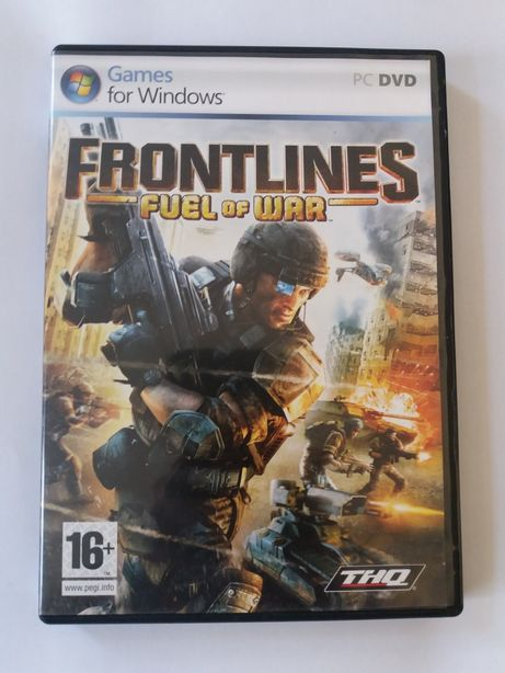 Gra PC Frontlines Fuel of War