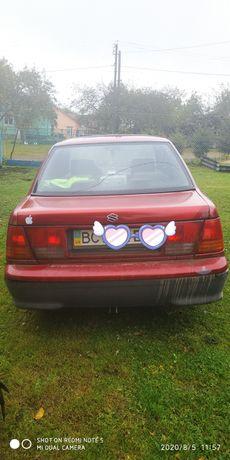 Обмін Suzuki Swift 1994 року седан на інше авто! Або продам за 1800₴!