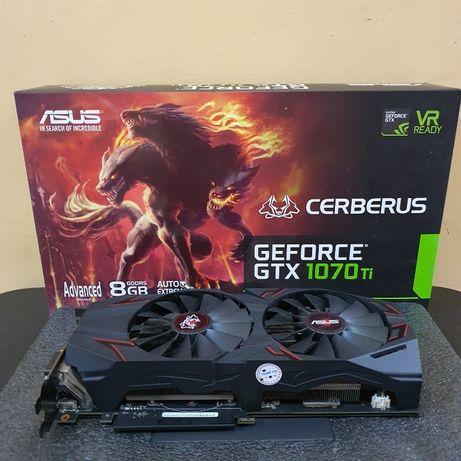 Asus Cerberus GeForce GTX 1070 Ti 8GB GDDR5