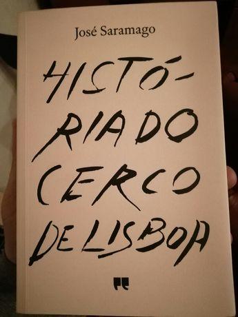 História do Cerco de Lisboa - José Saramago