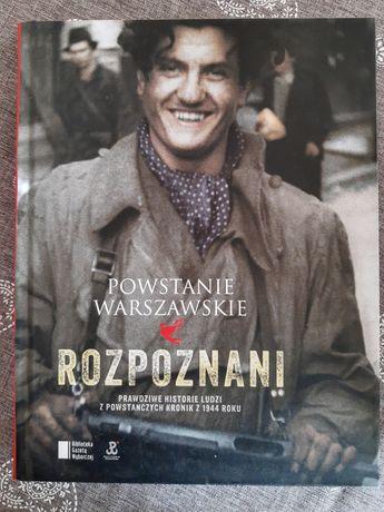 Powstanie Warszawskie Rozpoznani - Michalewicz, Piwowarczuk