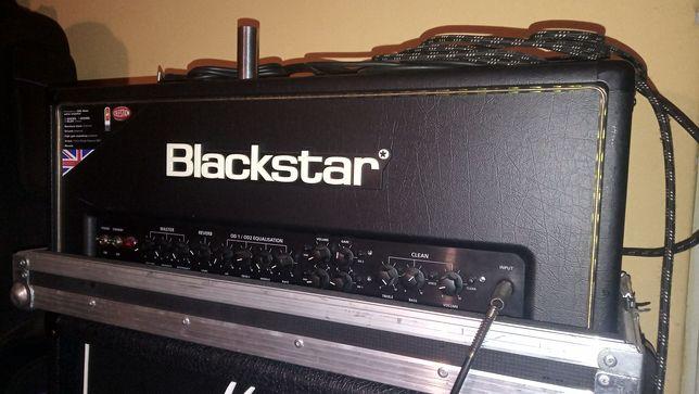 Blackstar HT100 + case (head lampowy)