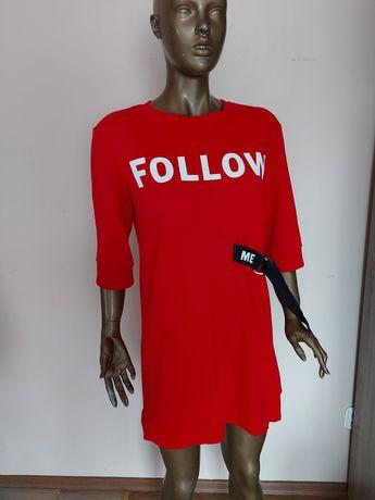 Tunika bluzka sukienka