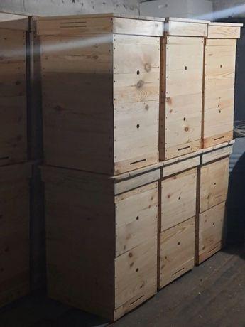 Улья, улики, улей для пчел, вулики, дадан 10 рам. 2х корпусные