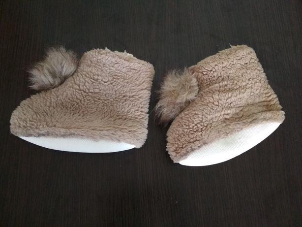 Бурки ,тапочки зимові