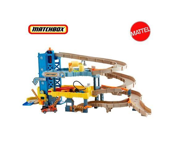 Matchbox Mission 4-Level Garage CJM67 Mattel Hot Wheels Гараж Хот Вілс