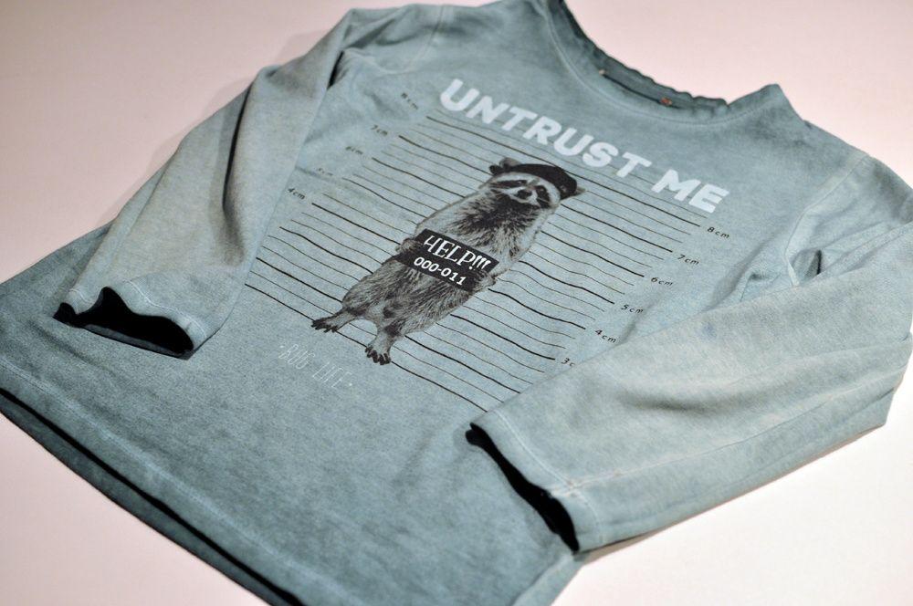 Bluzka dziecięca na długi rękaw, rozmiar 110 Łódź - image 1