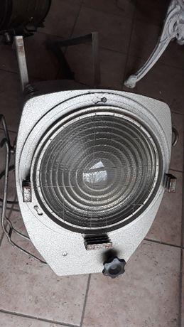 Lampy filmowe spefika loft