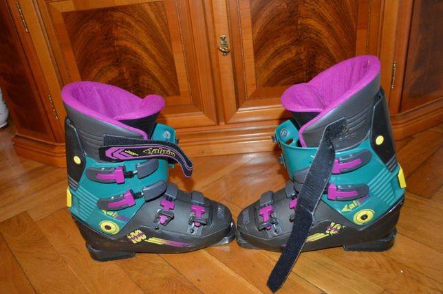 Buty narciarskie Alpin Recco rozm. 40-41 skorupa 300 mm