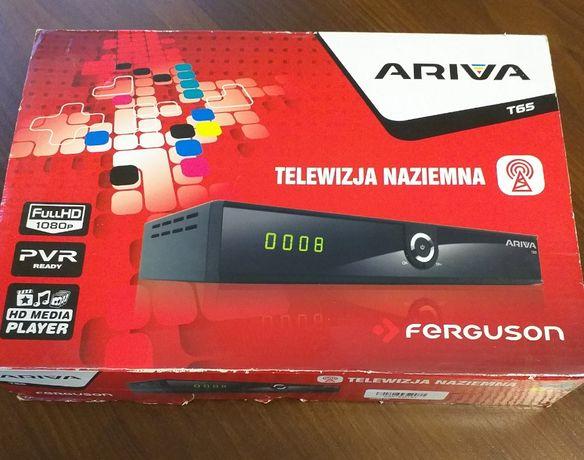 Dekoder DVB-T Ariva FERGUSON T-65