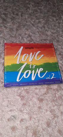 Płyty empik love is love vol.2