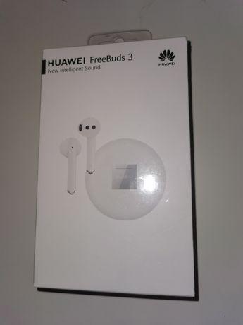 Słuchawki bezprzewodowe Huawei Freebuds 3 nowe