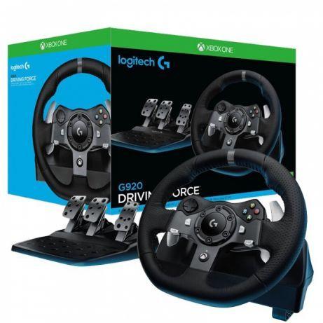 Ігровий руль Logitech G920 Driving Force PC/Xbox