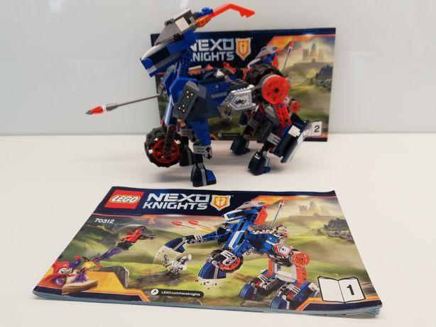 Klocki Lego Nexo Knights 70312 Mechaniczny koń Lance'a