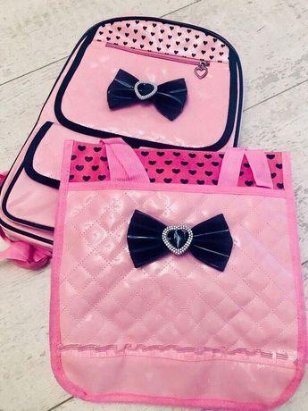 Школьный рюкзак для школьницы- принцессы! Новый, из США. 2850 грн