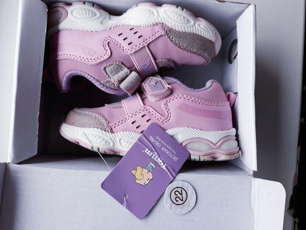 Кроссовки для девочки Tom.m