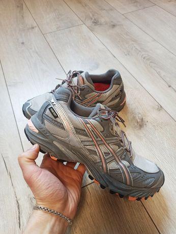 Кроссовки кеды ботинки Asics GoreTex Асикс Гортекс Mammut трекинговые