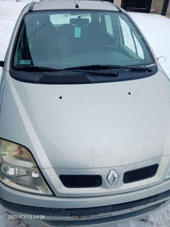 Renault Scenic 1,6 LPG rocznik 2003