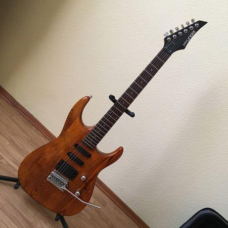 Электро гитара Hyundai (Корея)