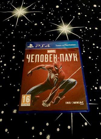 Spider Man на Ps4 на русском