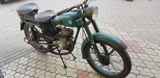 Motocykl Mińsk K55 K-55,dkw