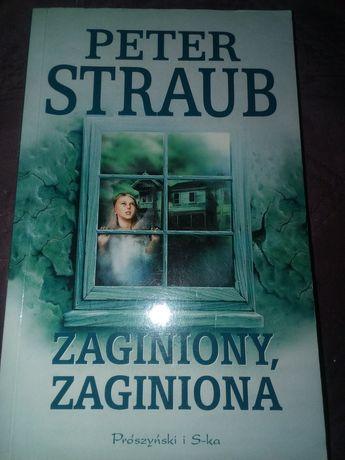 Zaginiony, zaginiona P. Straub